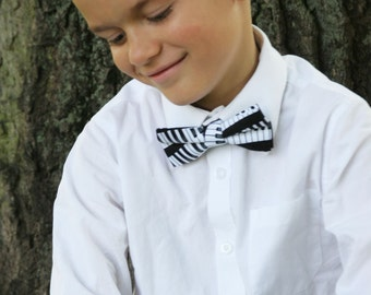 Keyboard of Style Bow Tie