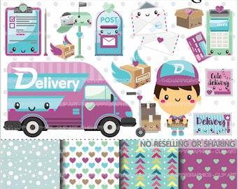 Mail clip art   Etsy