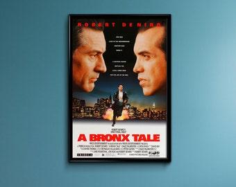 A Bronx Tale Vintage Poster Print | SCOB123