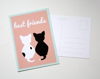 Card Best Friends