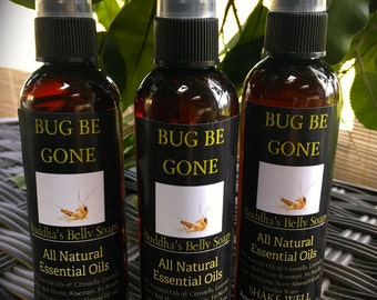 Organic Insect Repellent- Spray