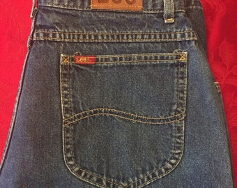 Lee High Waisted jeans