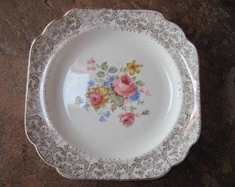 Vintage Dessert Plate - Item #1037