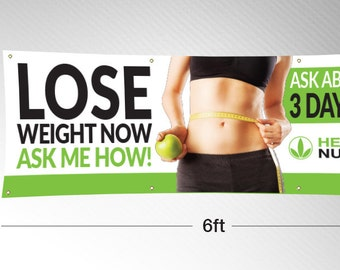 Herbalife  Banner 3 Day Trial