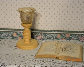 Ridged Lamp