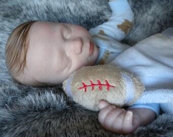 Realborn Thomas Asleep WITH COA