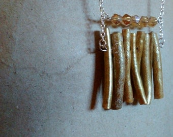 Fool's Gold Necklace
