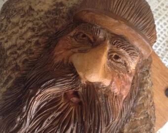 Design Gifts International Carved Wood-like Trinket Box