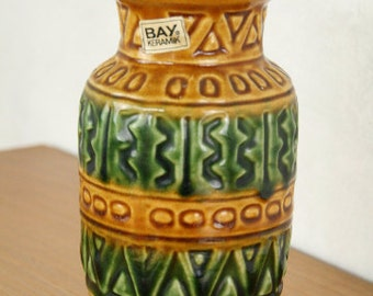 vintage west german pottery by BAY