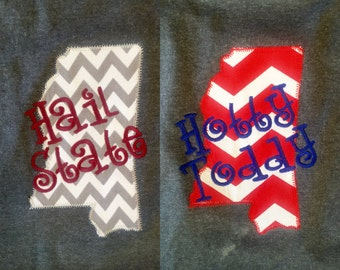 Hail State or Hotty Toddy T-Shirt