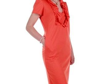 Madi Ruffle Dress