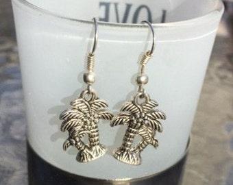 Palmtree Earrings