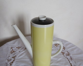 Coffee porcelain, vintage 60