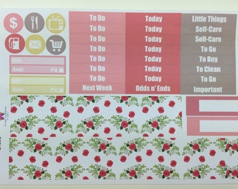 """Functional Planner Stickers 