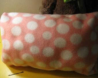 Nancy's Soft Fleece Nursebaby Nursing Pillow