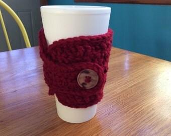 Cup cozies, set of 2
