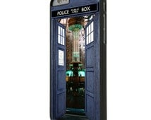 Inside Tardis Dr Who   Phone Case Cover