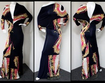 3 Way  Long Convertible Maxi Dress. Travel, Cruise, Small, Medium, Large.