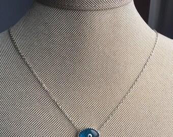 Blue Evileye Necklace