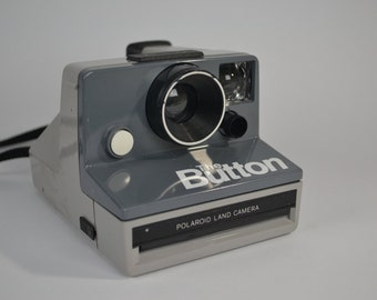 Polaroid Button Camera