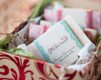 Four Soap Gift Set