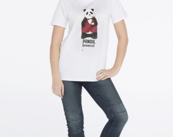 Panda Business T-shirt
