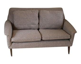 dux swedish loveseat folke ohlsson danish sofa