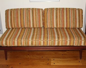 Orin Raphael mid century daybed sofa