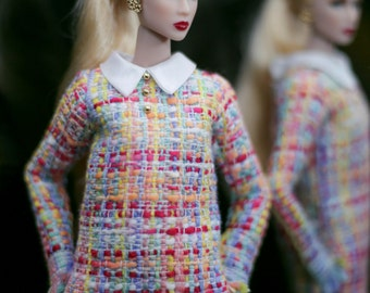 dress for fashion royalty , Poppy Parker , Silkstone Barbie , fr2 , 12'' Fashion Doll