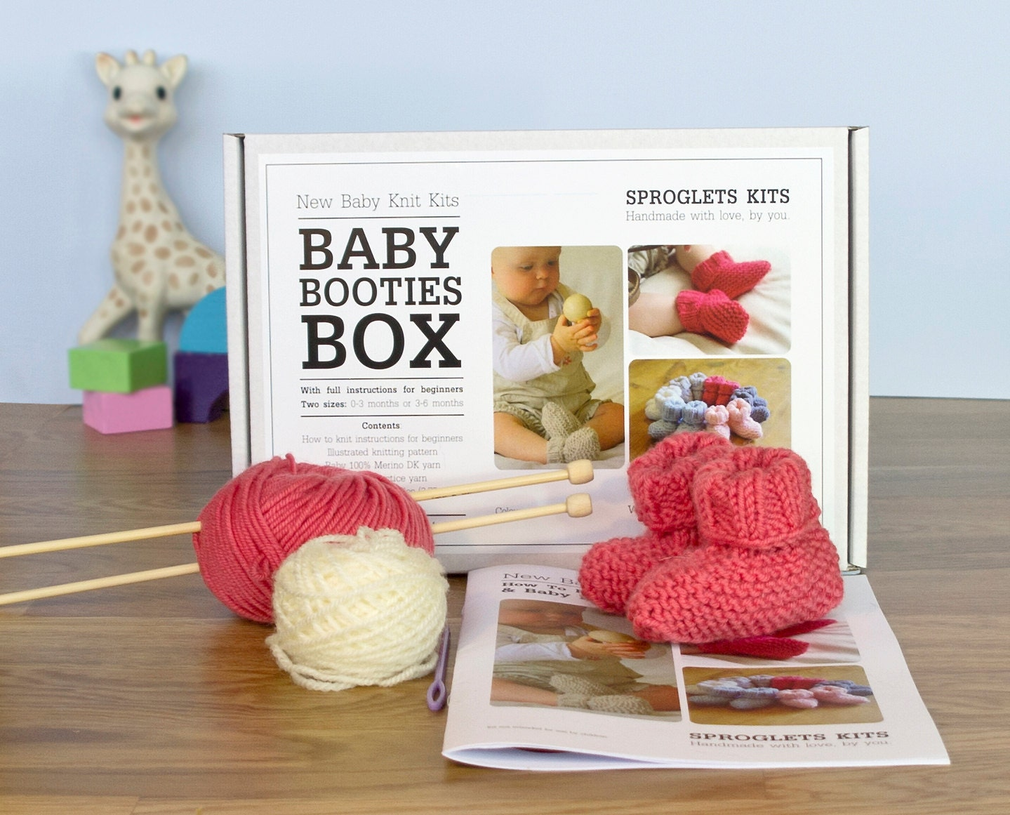 How To Knit Baby Booties For Beginners Video Mindwise