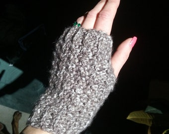 Warm and Cozy Hand Mitts