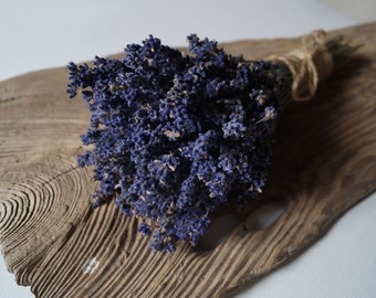 Lavender bouquet lavender wildflowers wedding bouquet  dried flowers   purple wedding lavender bouquet diers provence lavender wedding decor