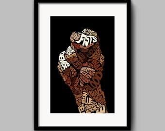 Los Campesinos Lyrics As Image Print