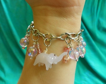 Elephant Dreams Handmade Bracelet