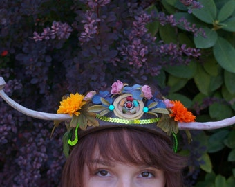 Satyr Fairy Crown