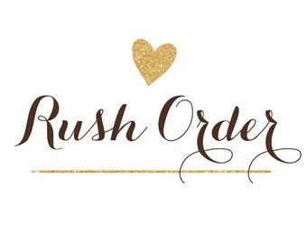 RUSH your Hat Order!