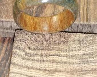 Ironwood ring