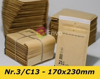 100 Bubble Envelopes Bubble Mailers Shipping Supplies Padded Envelopes Mailing Supplies Packaging Padded Mailers Shipping Envelope / C/13