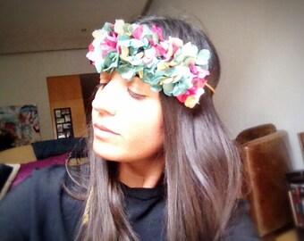 Corona - flower belt
