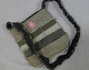 Girls Denim Shoulder Bag 004