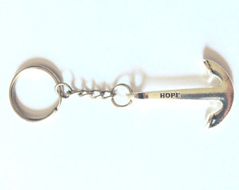 Keyring anchor Hope