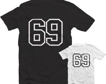 69 T Shirt 1311 - Pharrell Williams Hipster Wasted Twerk Funny Fresh Urban Trill Swag Rap Hip Hop Music New Street Wear Mens Fashion Top Tee