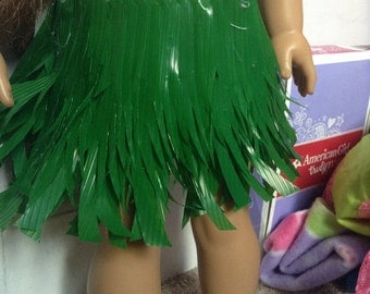 18 Inch Doll Grass Skirt