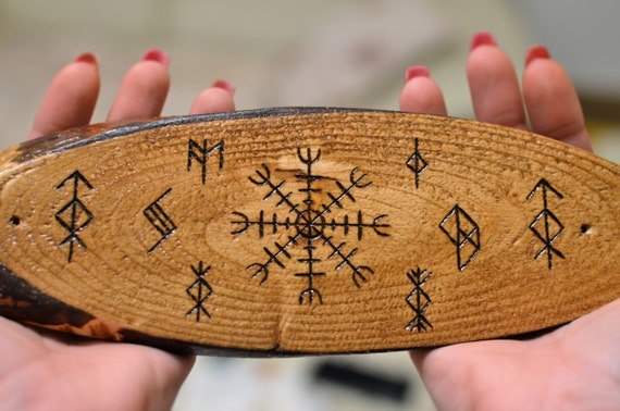 Protection Talisman For Home Viking Runes Home Protection