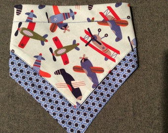 Baby bib, Airplane bib, Baby shower, Boy bib