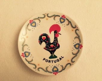 Vintage Rooster made in Portugal