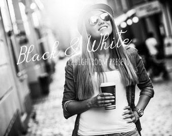 Black & White Lightroom Presets, Matte Lightroom Presets, Lightroom Presets, Wedding Lightroom Presets, Editorial