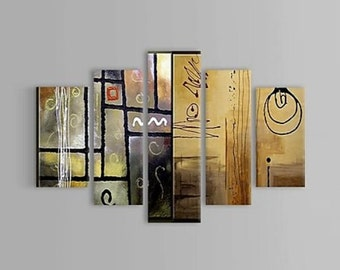 """60"""" x 36"""" - Abstract Art, Painting, Large wall art - Davies Art Gallery"""