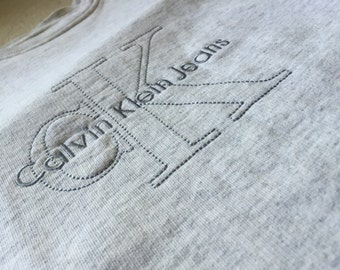 Vintage Calvin Klein sweatshirt/sweater/jumper