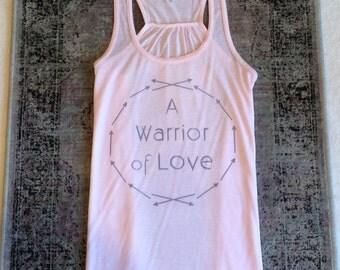 LOVE WARRIOR ANGEL